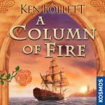A Column of Fire (2017 English Edition)