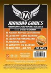 Yucatan Narrow Card Game Sleeves 54 x 80 mm(50 pack)