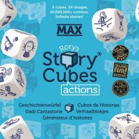 Rory's Story Cubes Actions Max Edition