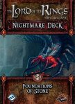 The Lord of the Rings: Nightmare Deck: Foundations of Stone