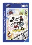 Puzzle Mickey Mouse, 500 Piese