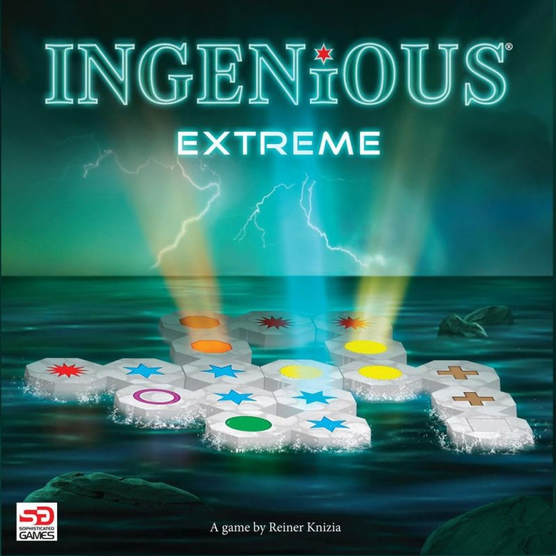 Ingenious Extreme (2017 First Edition) - Click pe Imagine pentru a Inchide