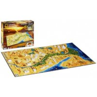 4D Cityscape - National Geographic: Ancient Egypt Puzzle