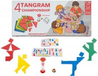 Tangram Championship for 4 players