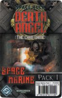 Space Hulk: Death Angel – The Card Game – Space Marine Pack 1