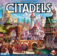 Citadels (2016 Romanian Edition)