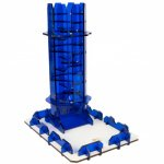 Dice Tower Sapphire Twister