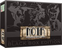 NOIR: Deductive Mystery Game – Black Box Edition