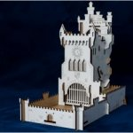 Dice Tower White Castle