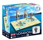 4D Mini London Cityscape