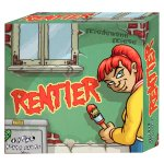 Rentier aka Friese's Landlord(Romanian Edition)