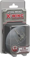 Star Wars: X-Wing Miniatures Game – Z-95 Headhunter Expansion