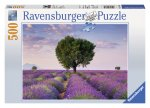Puzzle Valensole, 500 Piese