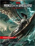 D&D 5th Edition: Princes of the Apocalypse (Hardcover)