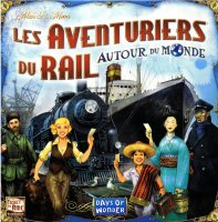 Ticket to Ride: Rails & Sails (2016 French Edition)