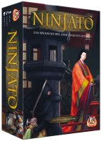 Ninjato (2011 Dutch First Edition)