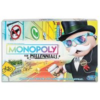 Monopoly for Millennials(Romanian Edition)