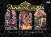 Tales of the Arabian Nights [Joc de baza]