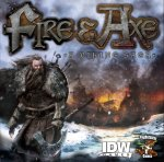 Fire & Axe: A Viking Saga (2015 English Third Edition)