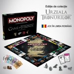 Monopoly: Game of Thrones (Editia in Limba Romana)