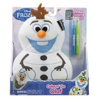 Inkoos Color N' Go Frozen - Olaf