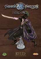 Sword & Sorcery: Hero Pack – Ryld Chaotic Bard / Lawful Blademas