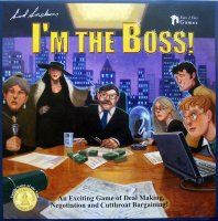 I'm the Boss! (2014 English Edition)