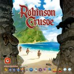 Robinson Crusoe: Adventures on the Cursed Island(Second Edition)