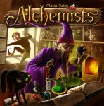 Alchemists (2014 English First Edition)