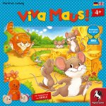 Viva Maus! aka Viva Topo!(English - German 2nd Edition)