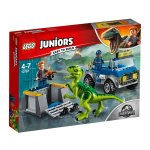 Jurassic World LEGO® Raptor Rescue Truck - 10757 Building Kit