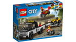 Great Vehicles Echipa de curse pe ATV - LEGO® City - 60148