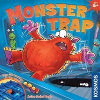 Monster Trap (2017 English Edition)