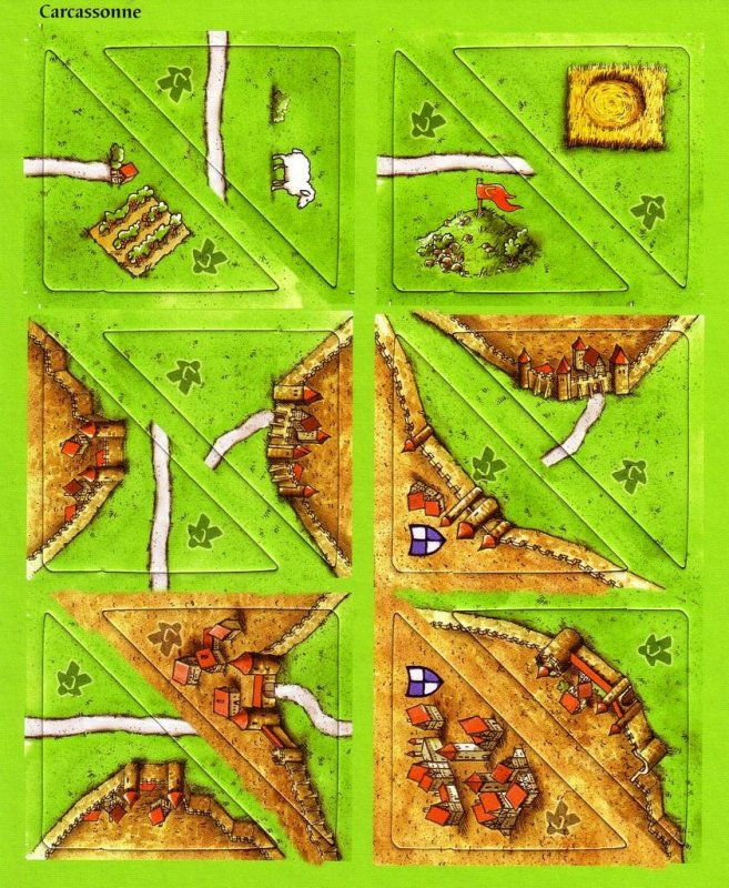 Carcassonne Mini Expansions Pack - Click pe Imagine pentru a Inchide