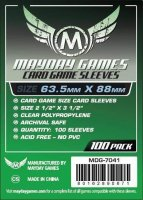 Card Game Card Sleeves (63.5x88mm) (100 Pack)