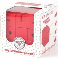 Flexi Cube: Red