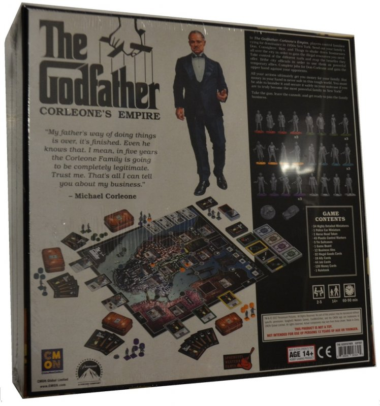 The Godfather: Corleone's Empire - Click pe Imagine pentru a Inchide