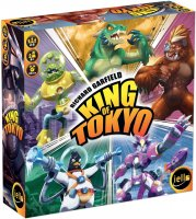 King of Tokyo (2016 English Second Edition)