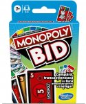 Monopoly Bid (Romanian Edition)