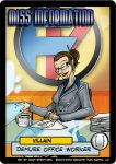 Sentinels of the Multiverse: Miss Information