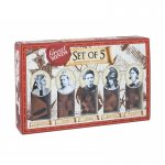 Great Minds - set of 5(women)