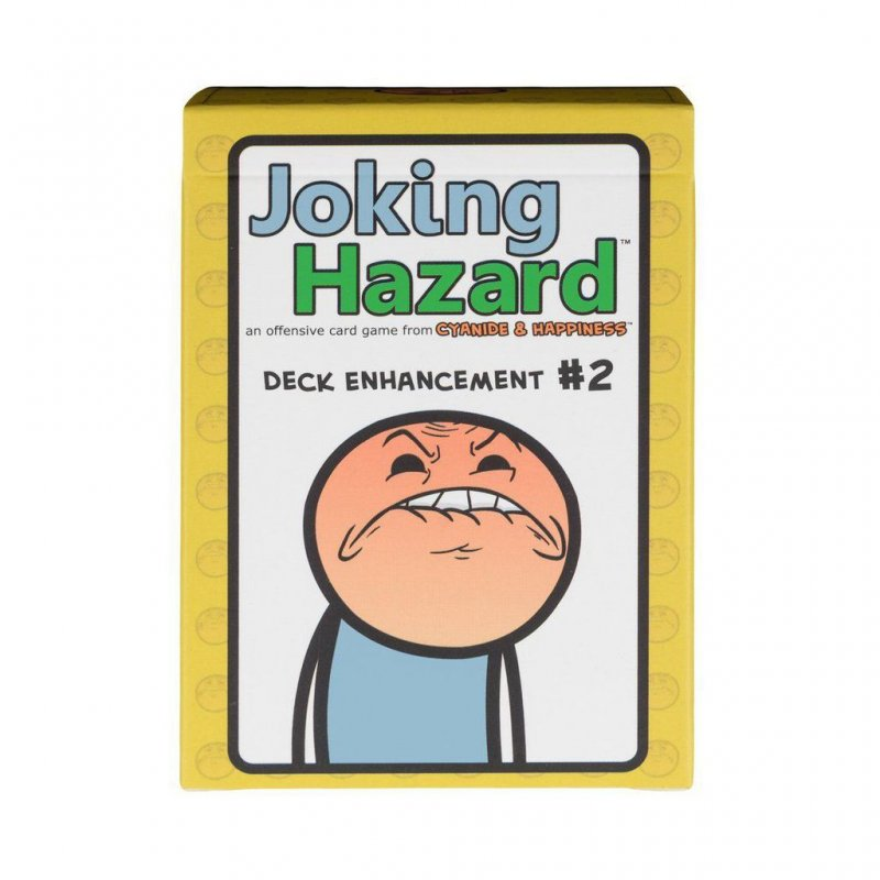 Joking Hazard: Deck Enhancement #2 - Click pe Imagine pentru a Inchide