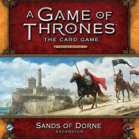 A Game of Thrones: The Card Game 2nd Ed – Sands of Dorne