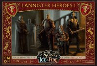 A Song of Ice&Fire:Tabletop Miniatures Game Lannister Heroes I