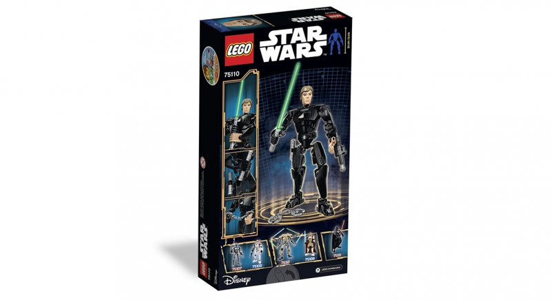 Luke Skywalker™ - LEGO® Star Wars™ - Click pe Imagine pentru a Inchide
