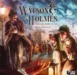 Watson & Holmes (2015 English First Edition)