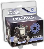 Star Wars: Imperial Assault – General Weiss Villain Pack