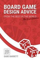 Board Game Design Advice (2nd Edition)