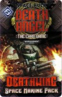 Space Hulk: Death Angel – The Card Game – Deathwing Space Marine