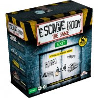 Escape Room: The Game (Editia in Limba Romana)